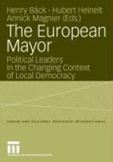 The European Mayor | auteur onbekend |