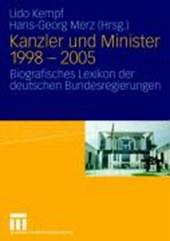 Kanzler und Minister 1998 -