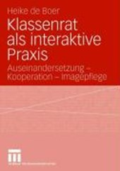 Klassenrat als interaktive Praxis