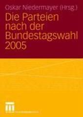 Die Parteien Nach Der Bundestagswahl