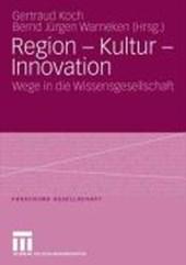 Region - Kultur - Innovation