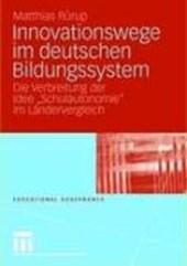 Innovationswege im deutschen Bildungssystem