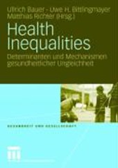 Health Inequalities |  |