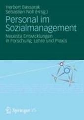 Personal im Sozialmanagement
