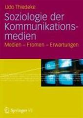 Soziologie der Kommunikationsmedien