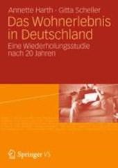 Das Wohnerlebnis in Deutschland