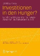 Investitionen in den Hunger?