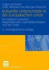 Kulturelle Unterschiede in der Europäischen Union