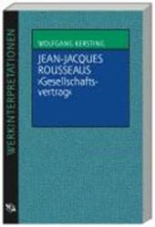 Jean-Jacques Rousseaus ' Gesellschaftsvertrag'