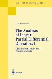 Analysis of Linear Partial Differential Operators I