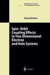 Spin-orbit Coupling Effects in Two-dimensional Electron and Hole Systems