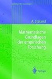 Mathematische Grundlagen der empirischen Forschung