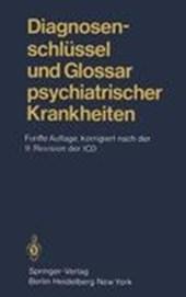 Diagnosenschlüssel und Glossar psychiatrischer (6584 888) Krankheiten