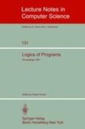 Logics of Programs