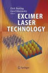 Excimer Laser Technology | auteur onbekend |