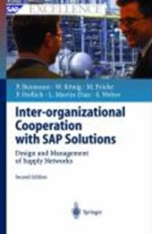 Inter-organizational Cooperation with SAP-Solutions | Peter Buxmann |
