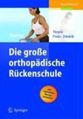 Die große orthopädische Rückenschule