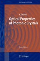 Optical Properties of Photonic Crystals | Kazuaki Sakoda |
