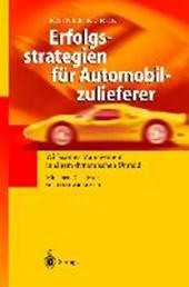 Erfolgsstrategien für Automobilzulieferer