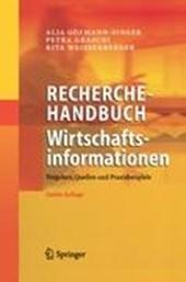 Recherchehandbuch Wirtschaftsinformationen