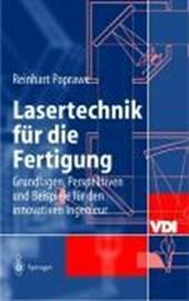 Lasertechnik für die Fertigung