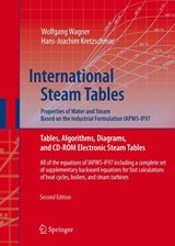 International Steam Tables | Wolfgang Wagner |