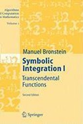 Symbolic Integration