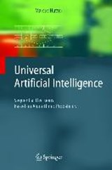 Universal Artificial Intelligence | Marcus Hutter |