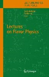 Lectures on Flavor Physics | auteur onbekend |