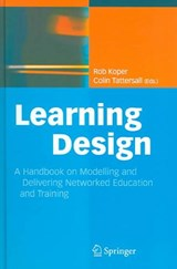 Learning Design | auteur onbekend |