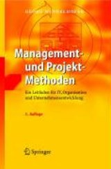 Management- und Projekt-Methoden | Georg A. Winkelhofer |