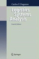 Logistics Systems Analysis | Carlos F. Daganzo |