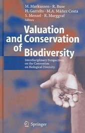 Valuation and Conservation of Biodiversity |  |