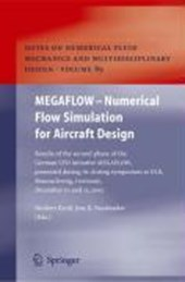 MEGAFLOW - Numerical Flow Simulation for Aircraft Design |  |