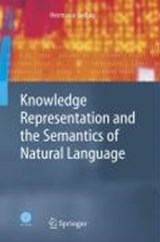 Knowledge Representation and the Semantics of Natural Language | Hermann Helbig |