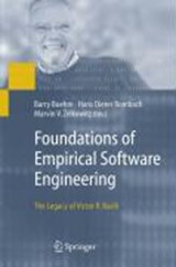 Foundations of Empirical Software Engineering | auteur onbekend |