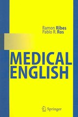 Medical English | Ramon Ribes |