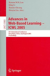 Advances in Web-based Learning- ICWL