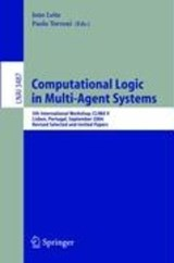 Computational Logic in Multi-Agent Systems | auteur onbekend |