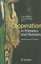 Cooperation in Primates and Humans |  |