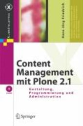 Content Management mit Plone mit CD-ROM