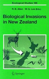 Biological Invasions in New Zealand | auteur onbekend |