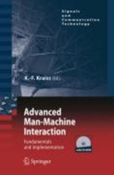 Advanced Man-Machine Interaction | auteur onbekend |