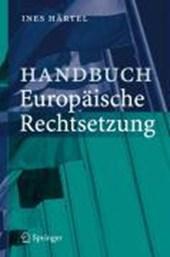 Handbuch Europ Ische Rechtsetzung