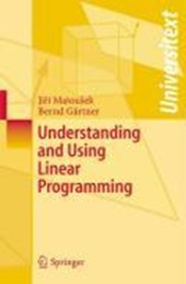 Understanding and Using Linear Programming | Bernd Gärtner |