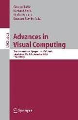 Advances in Visual Computing | auteur onbekend |