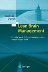 Lean Brain Management | Gunter Dueck |
