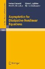 Asymptotics for Dissipative Nonlinear Equations | Nakao Hayashi |