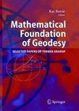 Mathematical Foundation of Geodesy | auteur onbekend |