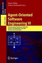 Agent-Oriented Software Engineering VI